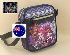 Girl Child Teenage Monster High Cross Body small phone wallet travel Bag
