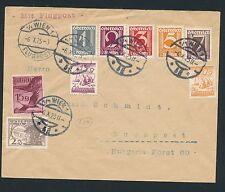 93178) Österreich, LP-Brief Wien - Budapest 6.10.25,