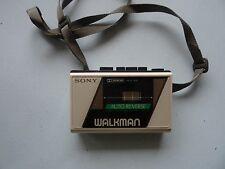 SONY WALKMAN WM-28 STEREO CASSETTE PLAYER **AS IS PARTS**