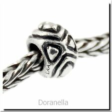 Authentic Trollbeads Sterling Silver 11136 Angles, Triangles :0