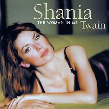 SHANIA TWAIN : THE WOMAN IN ME / CD (MERCURY RECORDS 170 129-2)