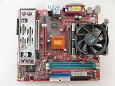 MSI ms-6787 ver:2 Socket 478 scheda madre con cpu Celeron 2.66 GHz