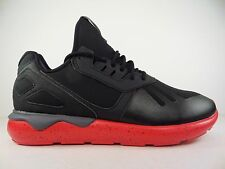 Mens adidas Originals Tubular Runner Shoes sz 11.5 Black Tomato Onix AQ8387