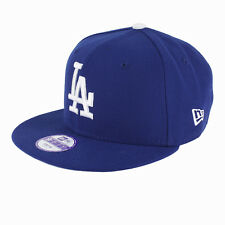 New Era LA Dodgers Youth Snapback 10619650 Blue One Size Fits Most