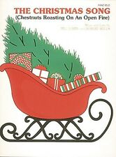 Christmas Song The Chestnuts Roasting on an Open Fire Sheet Music Pian 000380382