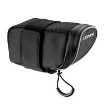 Lezyne Micro Caddy Bike Seat / Saddle Bag - Black - Small