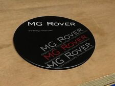 GENUINE MG ROVER LOGO CUP OR MUG MAT COASTER X2 MINI ZR ZS ZT MGF FT 25 75