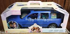 Happy Family Volvo for Barbie Doll Alan Ryan Midge Nikki Grandpa Grandma Navy