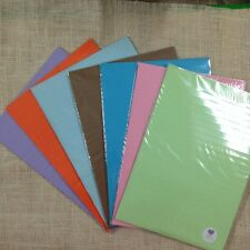 Colorful Writing Letter set Stationary paper & Envelope for Postcard & Letter