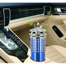 Auto Car Fresh Air Ionic Purifier Oxygen Bar Ionizer Cleaner New High brand