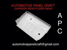 AUTOMOTIVE PANEL CRAFT VALIANT CHARGER REAR FLOOR RIGHT SIDE