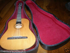 Rare Original Italian made Sorrento  Acoustic Miniature Guitar with hard case.