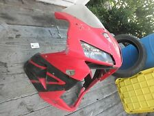 Upper fairing cbr600rr headlight mid fairings 600rr