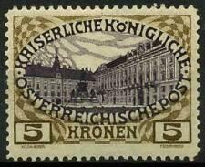 14-04-01227 - Austria 1908 SG  205 MH 100% 60th Anniv of Emperor's Accession