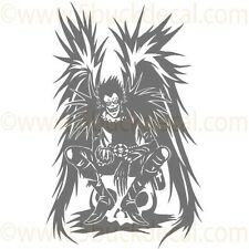 "9"" DEATH NOTE - Ryuk - Anime Vinyl Wall Decal or Macbook Sticker"