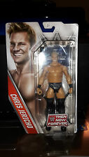 WWE Y2J Chris Jericho- Mattel ACTION FIGURE THEN NOW & FOREVER. Exclusive HTF