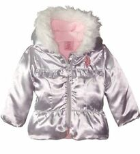 NW US Polo Baby Outerwear Association Baby-Girls Toddlers Bubble Jacket Coat 24M