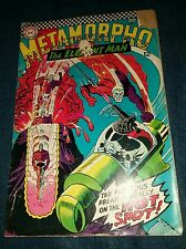 Metamorpho (1965 1st Series) #7 GD/VG 3.0 lot run set movie dc comics collection