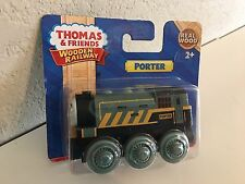 Thomas' friend PORTER -for wooden tracks-authentic,NIP -Free shipping from USA