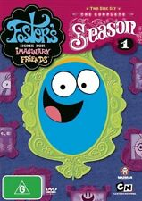 Fosters Home - Imaginary Friends Season 1 DVD NEW