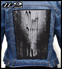 NORTT --- Huge Jacket Back Patch Backpatch --- Various Designs