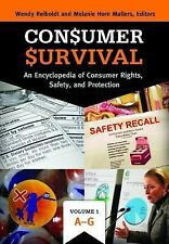Consumer Survival [2 volumes]: An Encyclopedia of Consumer Rights, Saf-ExLibrary