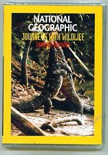 National Geographic Journeys with Wildlife Thunder Dragons dvd