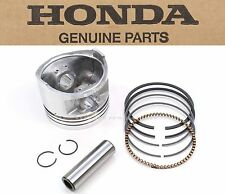 Genuine Honda Std Piston Kit Set Rings Pin Clips XR200 R XL200R See Notes! V107