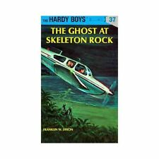 Hardy Boys #37: Ghost at Skeleton Rock Pack by Franklin W. Dixon VGC Hardcover