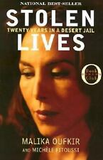 Stolen Lives 20 years in Desert Jail  Malika Oufkir & Michèle Fitous 1999 paperb