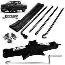 For (04-14 ) Ford F150 Spare Tire Tool Kit Lug Wrench With 2 Tonne Scissor Jack