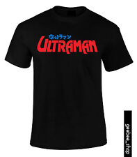 New VINTAGE ULTRAMAN TOKUSATSU TV Show Japanese Men's T-Shirt