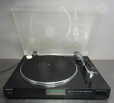 Vintage Hifi - Turntable Sony PS-LX 410 direct drive automatic Plattenspieler