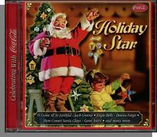 Coca Cola: Coke - Holiday Star - New Christmas 2000 CD! Country Music Artists!