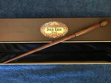 """Death Eater (Brown) Wand 13.5"""", Harry Potter Ollivanders, Noble, Wizarding World"""