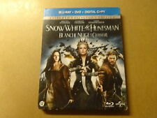 3-DISC BLU-RAY + DVD + DIGITAL / SNOW WHITE & THE HUNTSMAN (KRISTEN STEWART)