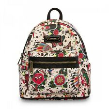 Loungefly Tattoo Flash Mini Faux Leather Backpack  (SALE!)