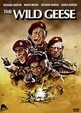 THE WILD GEESE (NEW DVD)