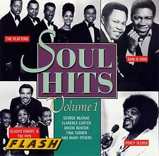 SOUL HITS VOL. 1 / CD (FLASH F 2141 CD) - TOP-ZUSTAND