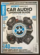 Pasmag Tuning Essentials Car Audio Upgrade Guide Special 4th 2015 FREE SHIPPING!