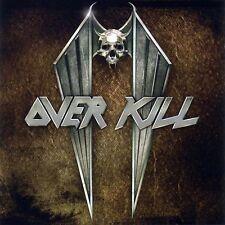 OVER KILL KILLBOX 13 SEALED CD NEW
