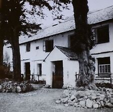 House at Wall End (Langdale?), England, Magic Lantern Glass Photo Slide