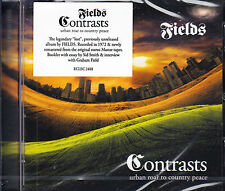 Fields Contracts + 3 bonus tracks (urban roar to Country peace) CD neuf emballage d'origine