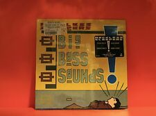 RECKLESS SLEEPERS - BIG BOSS SOUNDS - 1988 I.R.S. *SEALED* LP VINYL RECORD -T