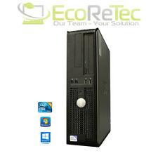 Dell Optiplex 780 DT | Computer PC | Intel 2x3 GHz | 4GB DDR3 | 250GB | Win7 Pro