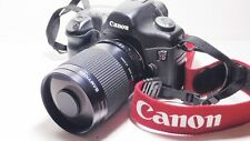 500mm lens =750mm on CANON DIGITAL 400D for Wildlife Photography 1200D 5D 6D EOS