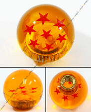 FITS MAZDA 3 6 RX8 RX7 CX5 10*1.25 DRAGON BALL Z 7 STARS MANUAL ROUND SHIFT KNOB