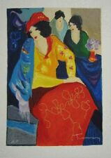 Itzchak Tarkay Serigraph / Screenprint Hand Signed Artist Proof Grace IV