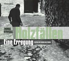 Bernhard, Thomas: Holzfällen. 7 CDs * gelesen von Thomas Holtzmann