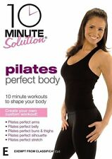 10 Minute Solution - Pilates Perfect Body DVD R4 New